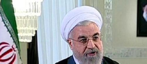 "Presidente iraniano Rouhani: ""É o primeiro passo"""