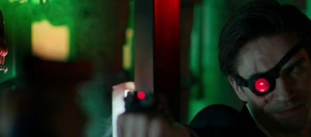 Deadshot se despide de 'Arrow' por Will Smith.