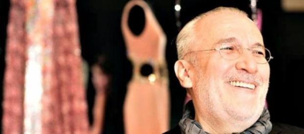 El diseñador de moda Pedro del Hierro