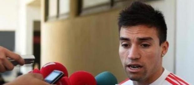 Gaitán deverá sair do Benfica no final da época