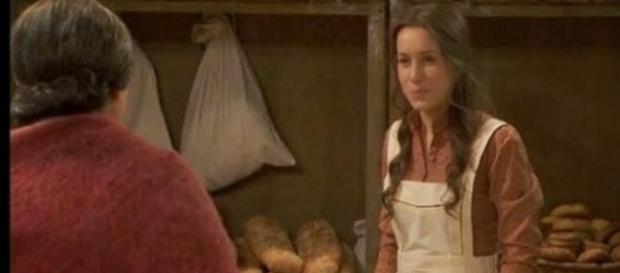 Il Segreto: la vera Aurora e Rosario.