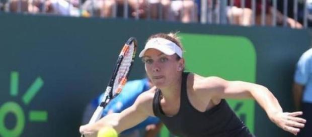 Simona Halep a avut de furca cu Serena