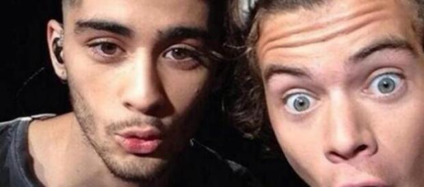 Zayn Malik deixou os One Direction.