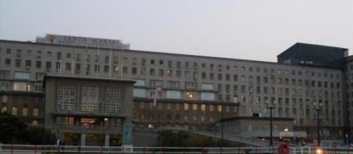 Menina está internada no Hospital de Santa Maria