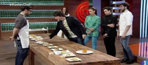 Pablo paga los 'platos rotos' de Jordi Cruz