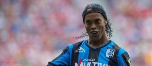 Ronaldinho jugaría en la MLS