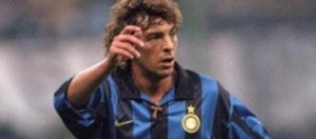 Francesco Moriero all'Inter