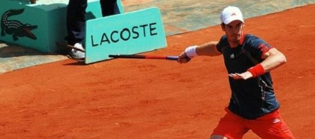 Murray was in fine form on the clay in Munich