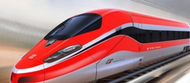 Nuovo Frecciarossa 1000 di Trenitalia