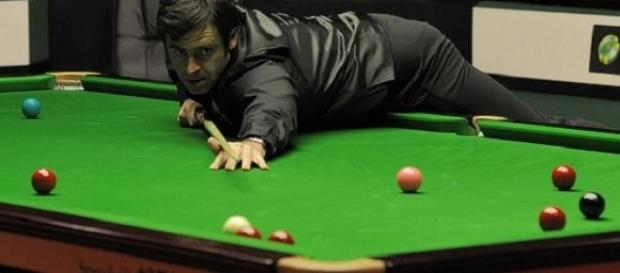 O'Sullivan lost to Bingham in the quarter-finals