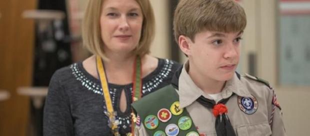 Scout badges to be brought up to date