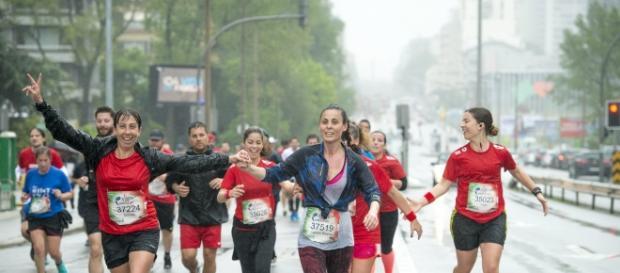 'Wings for Life World Run' edição 2015 Porto