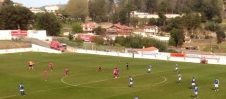 Foi a 6.ª vitória consecutiva do Feirense.