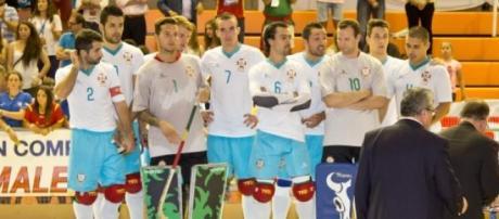 Portugal ficou em segundo lugar no Grupo A