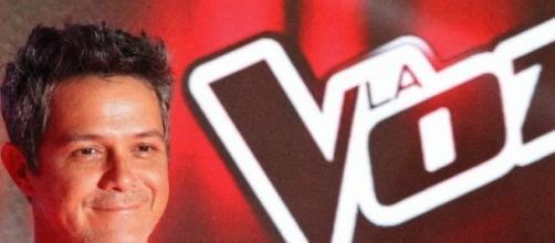 Alejandro Sanz coach de La Voz 2015
