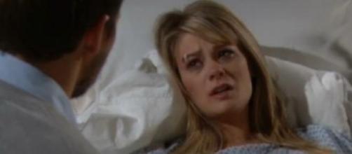 Beautiful: Hope abortisce per colpa di Quinn