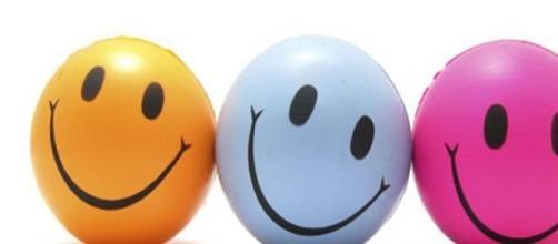 es bueno sonreir, hacerlo a diario
