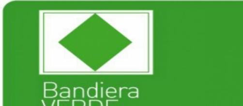 L'immagine della Bandiera verde