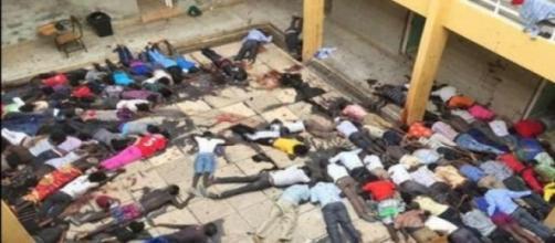 Le immagini della strage di Garissa