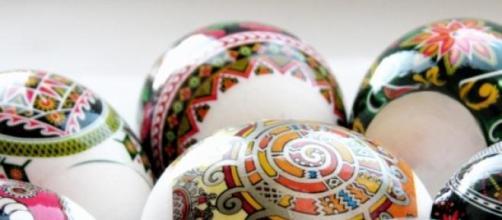 Ovos decorados. Você saberia seu significado?
