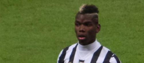 Paul Pogba à la Juventus Turin