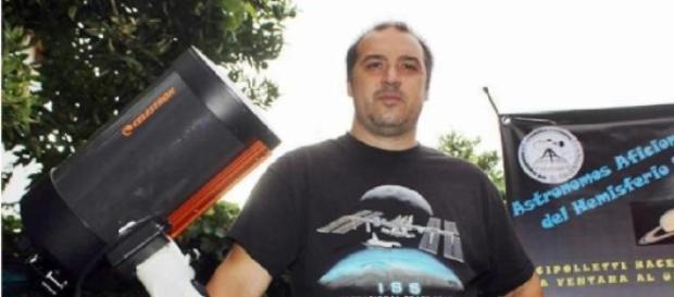 Denis C Martínez, planetarista con brillo propio