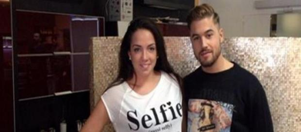 Samira y Abraham grabaran juntos un videoclip