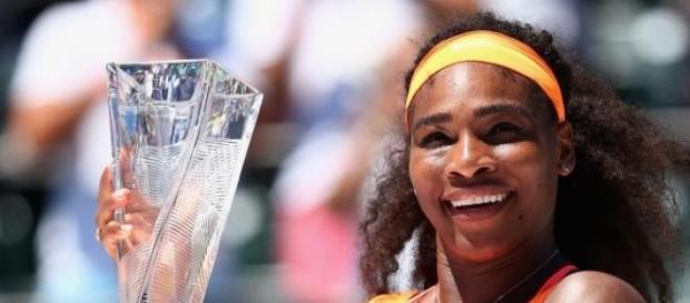 Serena com o seu oitavo título de Miami