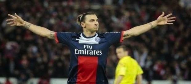 Zlatan, l'homme du Clasico ? © Nazionale Calcio