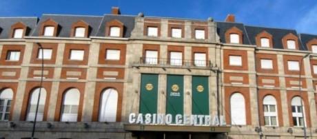 El tradicional Casino de Mar del Plata