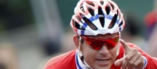 Alexander Kristoff, vencedor da Volta a Flandres