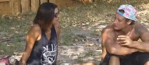 Eduardo y Pilar expulsados del 'Amor a prueba'