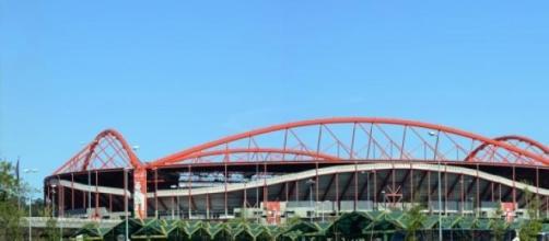 O Estádio da Luz presenciou ontem um grande jogo