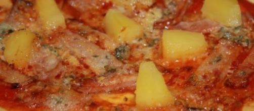 Pizza de soja para los días de Pascua