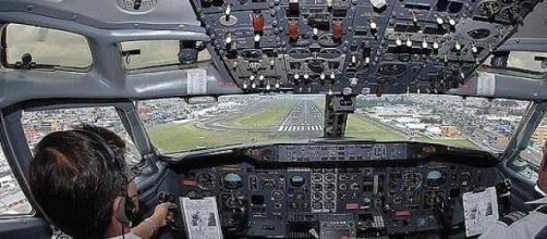 Segurança no transporte aéreo.