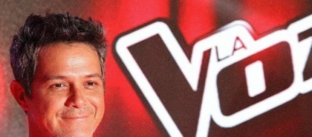 Alejandro Sanz en La Voz 2015