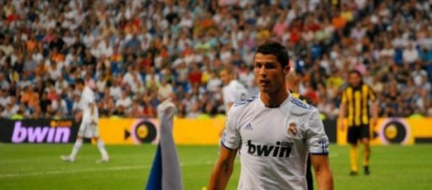 Cristiano Ronaldo apontou hoje cinco golos