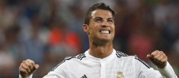 Cristiano Ronaldo consigue el Repoker de goles.