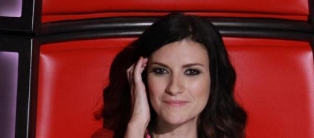 Laura Pausini coach en La Voz