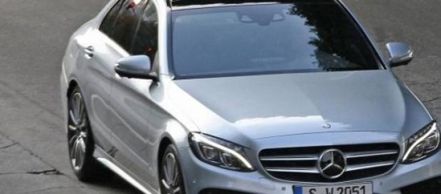 Mercedes clase C galardonado 'Coche Mundial'