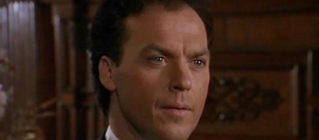 Michael Keaton en su papel de Bruce Wayne y Batman