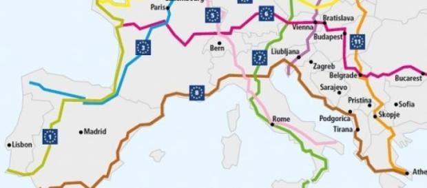 Portugal faz parte das 14 ciclovias europeias
