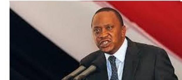 Präsident Kenyatta erklärt dem Terror den Krieg.