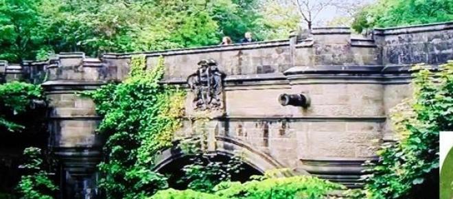 Overtoun Bridge - Most psich samobójców