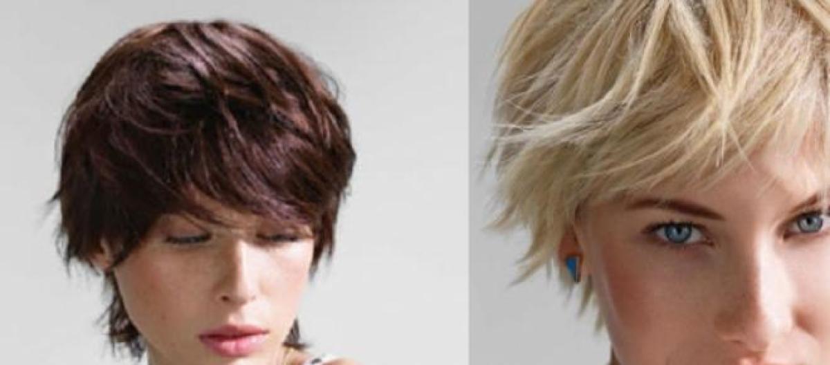 Acconciature primavera-estate 2015  tagli di capelli corti e lunghi con foto 9e7d2368c6e7