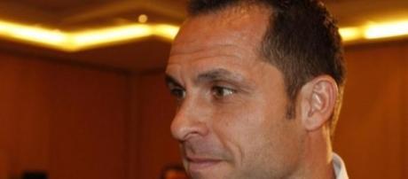 Sergi Barjuan, atual treinador do Almería