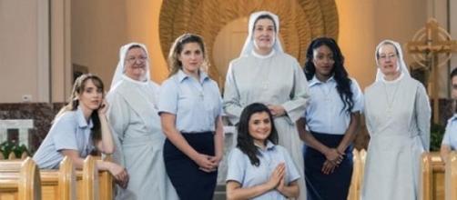 Cinco mulheres na difícil decisão de serem freiras