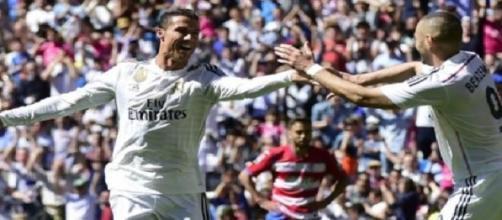 Cristiano Ronaldo marcou 5 gols na partida