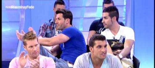 Momento de debate en 'MHYV'.