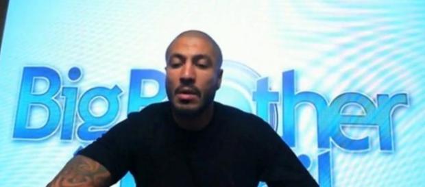 Fernando é o 3° colocado do reality show